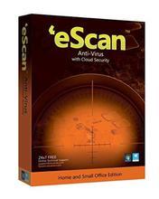 Escan Antivirus for 3 PC