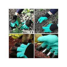 Garden Genie Gloves- Green