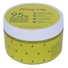 Cathy Doll Aloe Vera Waterdrop Soft Cream - 220ml
