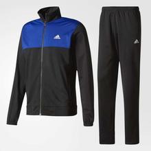 Adidas BQ8362 Back 2 Basics Track Suit For Men - Blue/Black