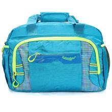 Blue/Neon Duffle Bag For Men