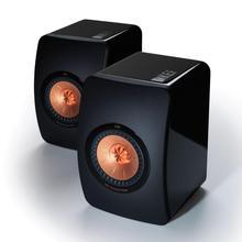 KEF LS50 Mini Monitor Pair Black
