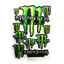 Decals (stickers) - Monsters (Type 3)