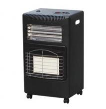Gas Plus Electric Heater