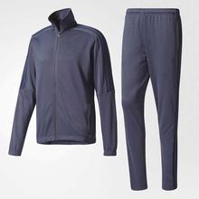 Adidas BQ3857 Trio Training Track Suit For Men - Navy Blue