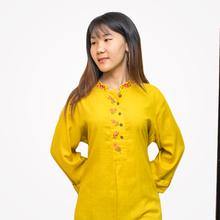 Womens Yellow Tops LP - AF - K98