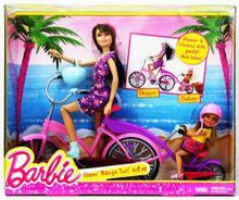 Mattel Barbie Bike Doll BLT06