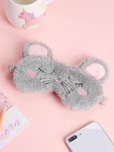 Mouse Plush Eye Mask