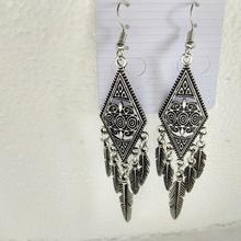 Black  Layered Earrings For Women