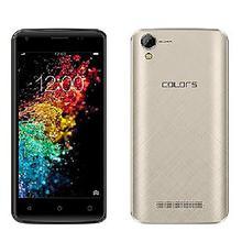 Colors P45 (8 GB ROM, 1 GB RAM) - Gold