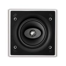 KEF Ci160CS in-wall / in-ceiling square speaker