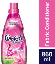 Comfort After Wash Lily Fresh Fabric Conditioner (Pink) - 860 ml