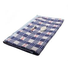 Electric Blanket With Check Design