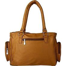 TYPIFY® Leatherette PU Handbag with Sling Belt for Women and Girls