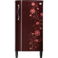 Godrej 185ltr Single Door Refrigerator RDEDGE200WHF 3.2