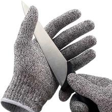 1 piece Cut Resistant High Performance Level 5 Protection Food Grade Kitchen Gloves for Hand Safety - Free Size