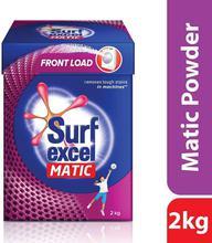 Surf Excel Matic Front Load Detergent Powder, 2kg