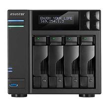 ASUSTOR AS7004T 4-Bay INTEL 3.5G Dual-Core High-Performance NAS