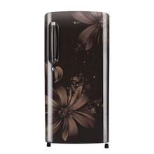 LG Hazel Aster Single Door Refrigerator 190 Ltrs-GLB201AHAP