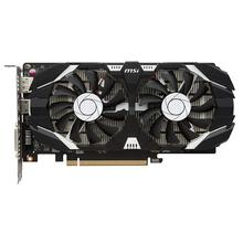 MSI NVIDIA GeForce GTX 1050 2GB GDRR5 128-bit HDCP Support DirectX 12 Dual Fan OC Graphics Card (GTX 1050 2GT OC)