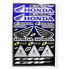 Decals (stickers) - Honda (Blue)