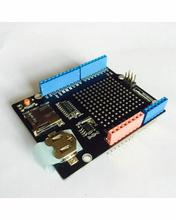 Arduino Data Logger Shield (Micro SD Slot + RTC)
