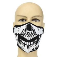 Skull Mask For Rider and Winter