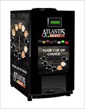 ATLANTIS 7 lane Cafe Coffee Vending Machine