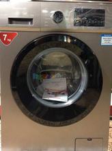 F70215U 7 KG Front Load Washing Machine - Dime Grey FREE 1.8ltr Rice Cooker
