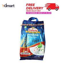 Galaxy Pasand Long Grain Premium Rice -  5 KG