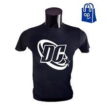 DC Logo Printed T-Shirts for Men