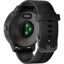 Garmin vivoactive 3 (Black with Slate Hardware)