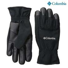 Columbia 1622821010 Northport Insulated Softshell Gloves For Men- Black