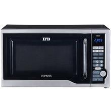 IFB 20PM2S 20Ltrs Solo Microwave Oven - Metallic Silver