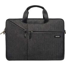 Wiwu City Commuter Laptop Bag - for upto 15.6 inch Laptop / Ultrabook / MacBook