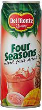 Del Monte Four Season Juice 240ml
