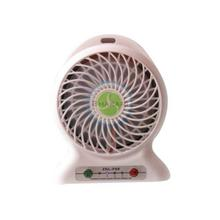 3 in 1 Mini Portable Fan with Built in Power Bank and LED Light