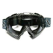 Black helmet goggles Motorcycle Motocross off Road Riding Sports Snowboard Goggles Transparent glass