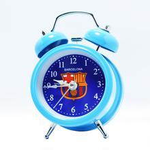 Barcelona FC Twin Bell Table Watch Alarm Clock