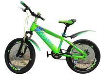 "pluse 20"" kid cycle green"