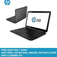 HP Notebook 250/i5 7thGen/4Gb/500GB HDD/intel hd/15.6 HD Laptop