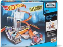 Mattel BHR00 Skyscraper Spiral Track Set