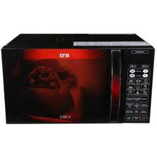 IFB 23BC4 23Ltr Convection Floral Design Microwave Oven – Black/Red