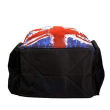 US1984 15-inch Casual Laptop Backpack Bag Printed (UK Flag)