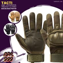 TACTI GLOVES - The Most Essential Outdoor Gloves of 2020