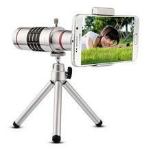 18x Universal Mobile Zoom Lens With Tripod