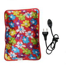 Heating bag with printed design