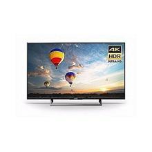 Sony 55 Inch 4K UHD Smart LED TV KD-55X8000E