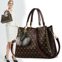Shoulder Messenger handbag wild atmosphere _ female models
