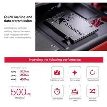 Kingston A400 SSD 120GB 240GB 480GB 2.5 inch SATA III HDD Hard Disk HD